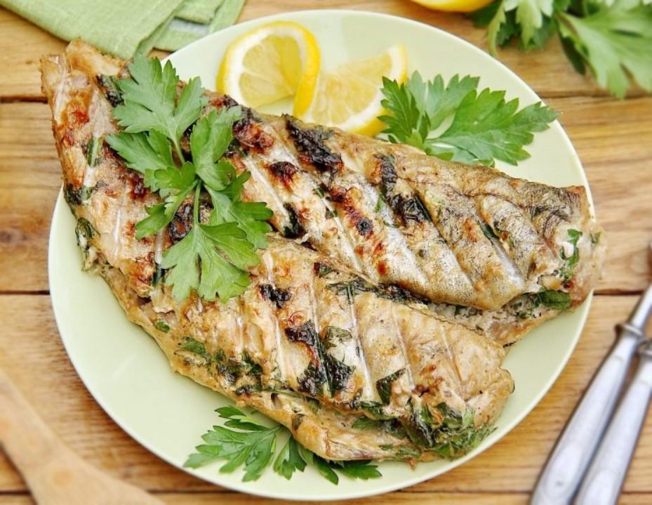 1. Этап. Подавайте рыбу теплой.