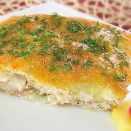 1. Этап. Подавайте в теплом виде к картофельному гарниру или как отдельное блюдо.