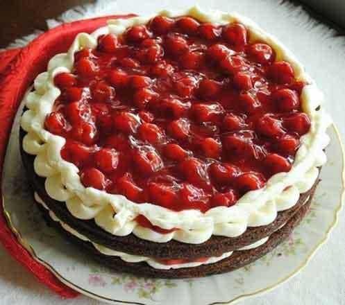 1. Этап. Собрать <strong>торт