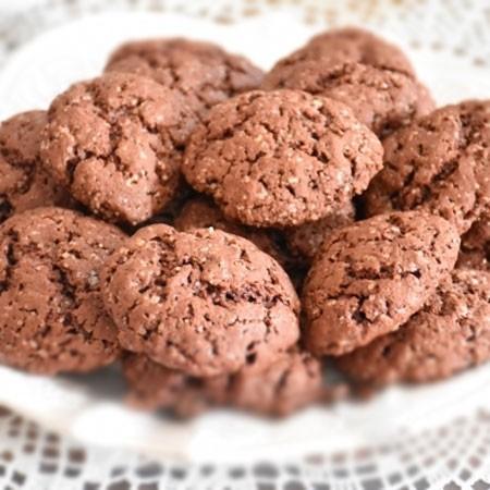 1. Этап. Печенье немного охладите и можно подавать.