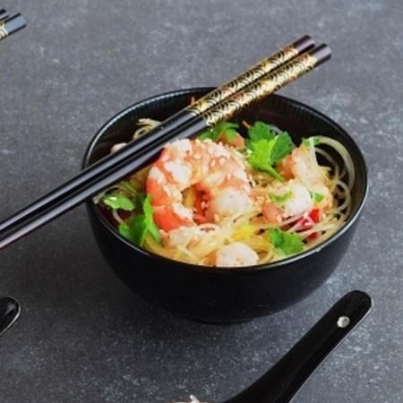 1. Этап. Посыпьте блюдо кунжутом и подавайте.