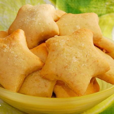 1. Этап. Печенью дайте немного остыть и подавайте.